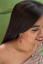Load image into Gallery viewer, DANGLING APPLE Earrings - Island Girl