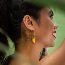 Load image into Gallery viewer, DANGLING MANGO Earrings