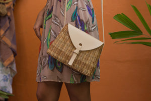 ESTELLE Wicker Bag - Island Girl