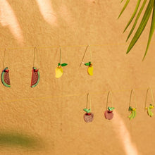 Load image into Gallery viewer, DANGLING BANANA Earrings - Island Girl