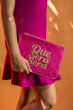"Load image into Gallery viewer, ""QUE SERA SERA"" Clutch - Island Girl"