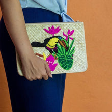 Load image into Gallery viewer, PALMA Clutch - Island Girl