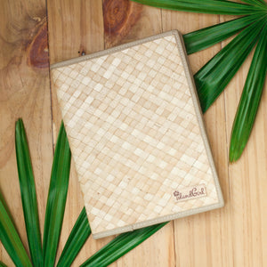 Pandan Notebook Cover - Island Girl