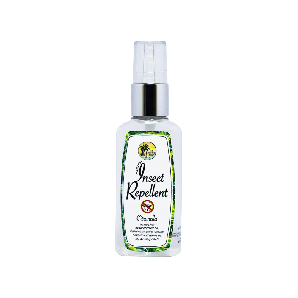 The Tropical Shop Natural Citronella Insect Repellent - Island Girl