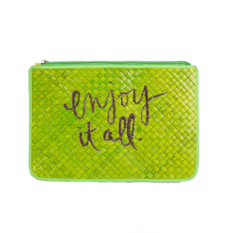 """ENJOY IT ALL"" Clutch"
