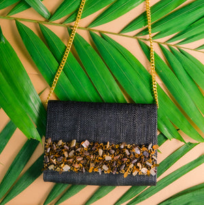 SAVANNAH 2-way Date Night Clutch - Island Girl