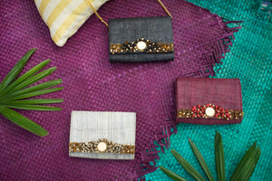 INGRID 2-way Date Night Clutch