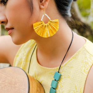 ZARAH Earrings - Island Girl