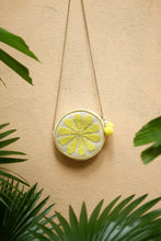 Load image into Gallery viewer, Lemon Shoulder Bag - Island Girl