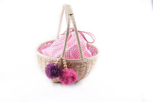 Load image into Gallery viewer, Piera Picnic Basket - Island Girl