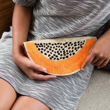 Load image into Gallery viewer, A Slice of Papaya Clutch