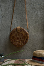 Load image into Gallery viewer, Alicia Rattan Crossbody - Island Girl
