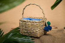 Load image into Gallery viewer, Piper Picnic Basket - Island Girl