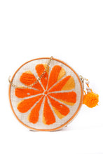 Load image into Gallery viewer, Orange Shoulder Bag - Island Girl