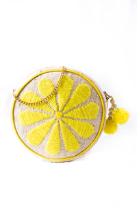 Lemon Shoulder Bag - Island Girl