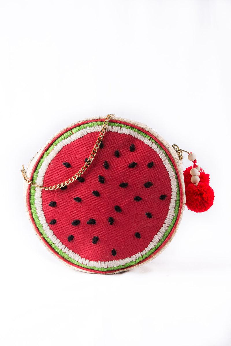 Watermelon Shoulder Bag - Island Girl