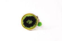 Load image into Gallery viewer, Yummy Kiwi Round Coin Purse