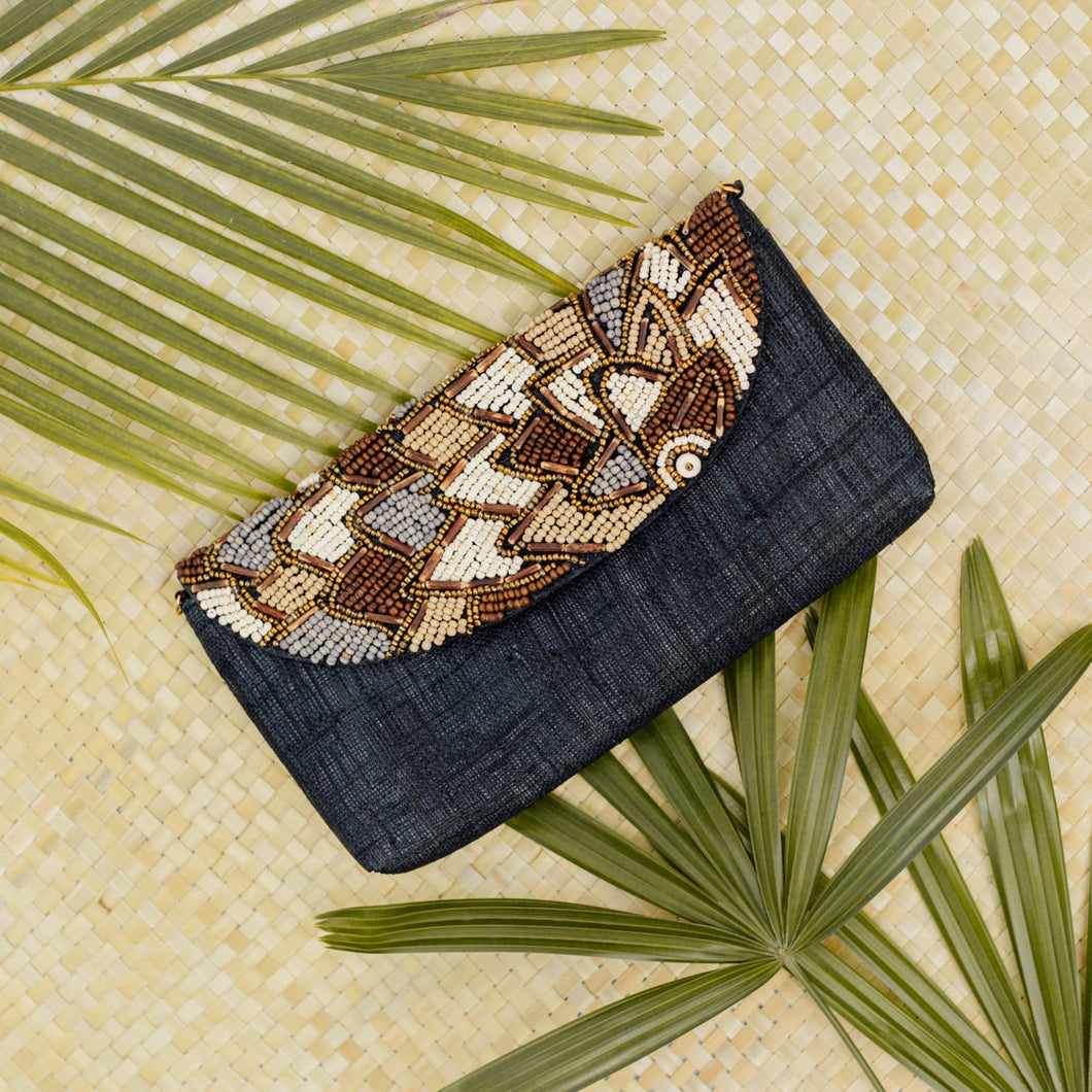 HERA Envelope Clutch - Island Girl