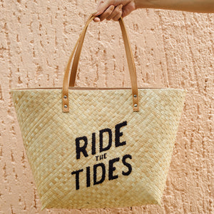 Ride The Tides Tote - Island Girl