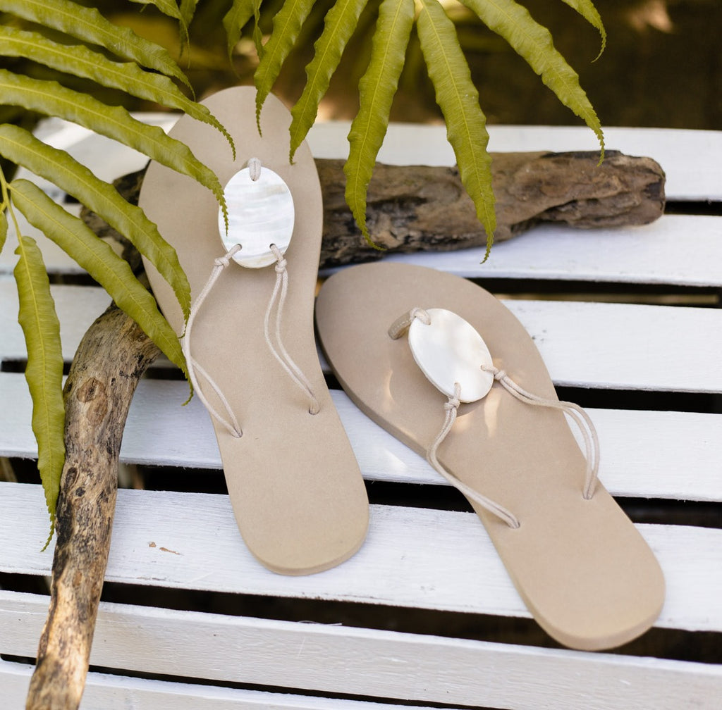 Venus Rubber Sandals - Island Girl