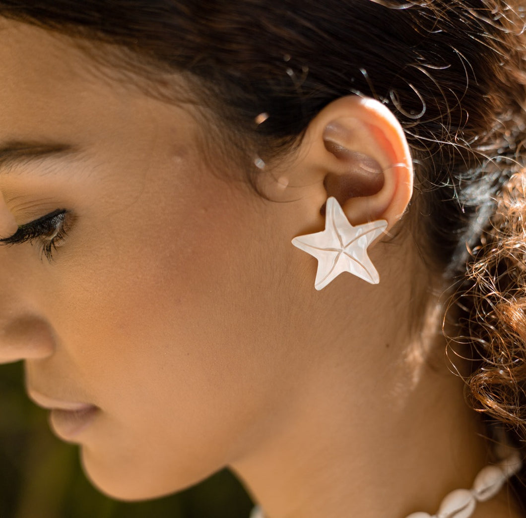 STARFISH Stud Earrings - Island Girl