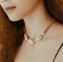 Load image into Gallery viewer, MIRA Cowrie Shell Necklace - Island Girl