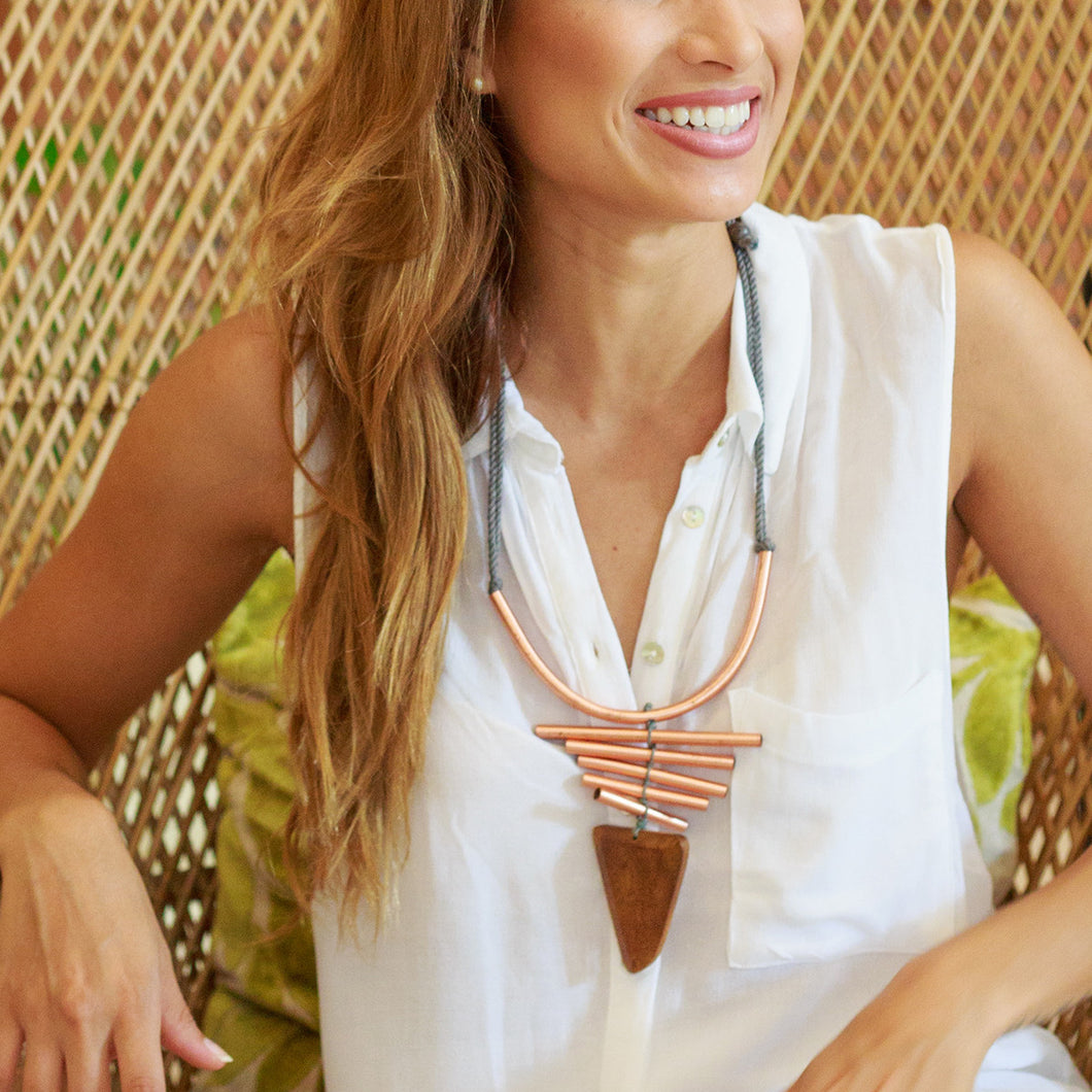 Kalia Necklace - Island Girl