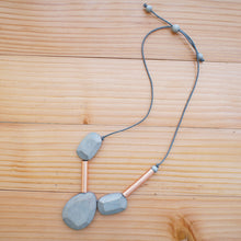 Load image into Gallery viewer, Ora Necklace in GRAY