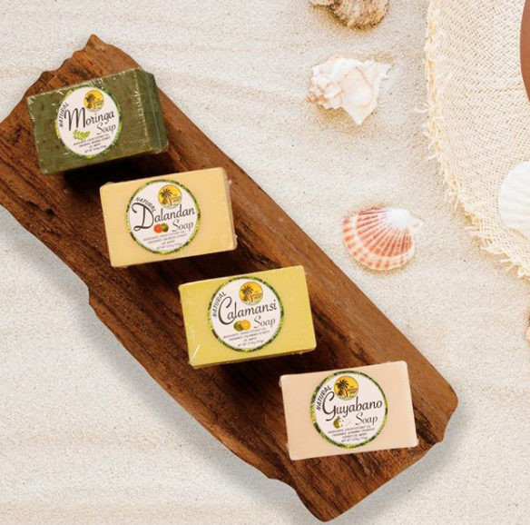 The Tropical Shop Natural Calamansi Soap - Island Girl