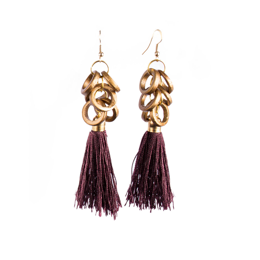 LUCIANA Date Night Earrings - Island Girl