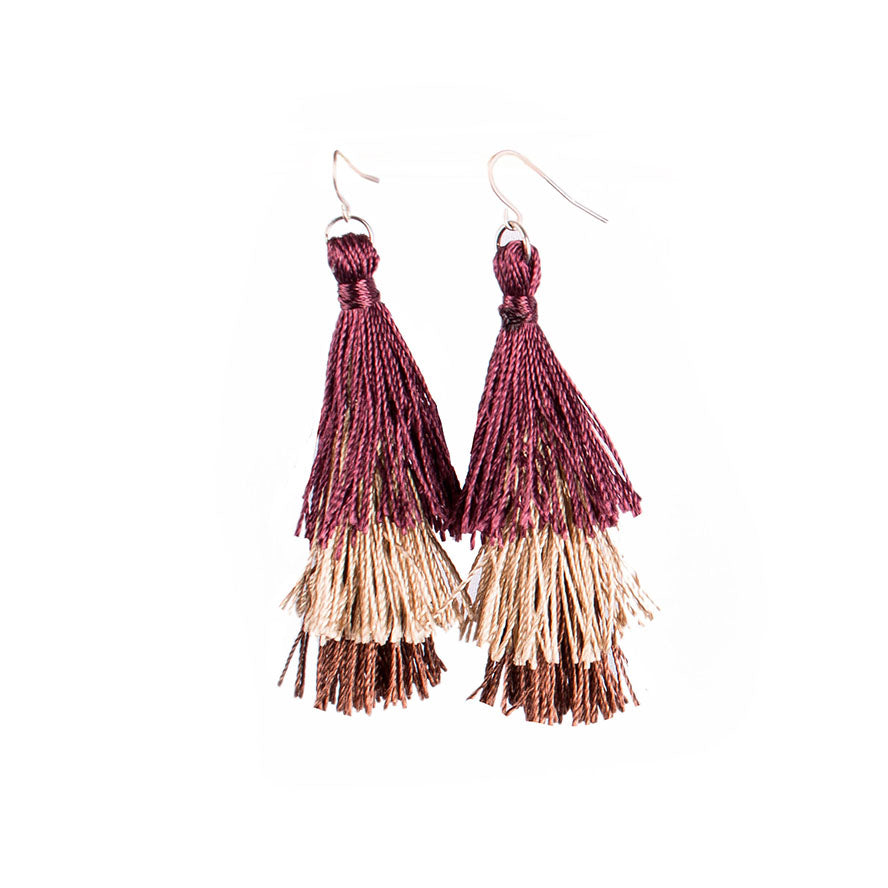 CECILIA Date Night Earrings - Island Girl