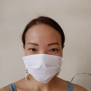 Reusable Water Shield Face Masks (Set of 3)