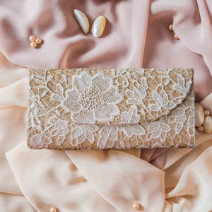 Lolita Envelope Clutch - Island Girl