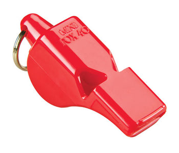 How a simple whistle can save your life