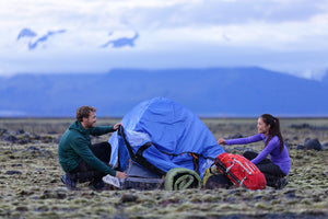Tips for Camping with a First-Timer