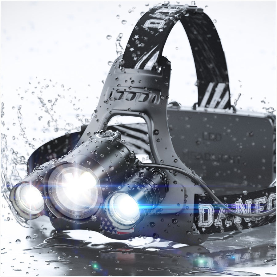 DanForce Bold-S Headlamp
