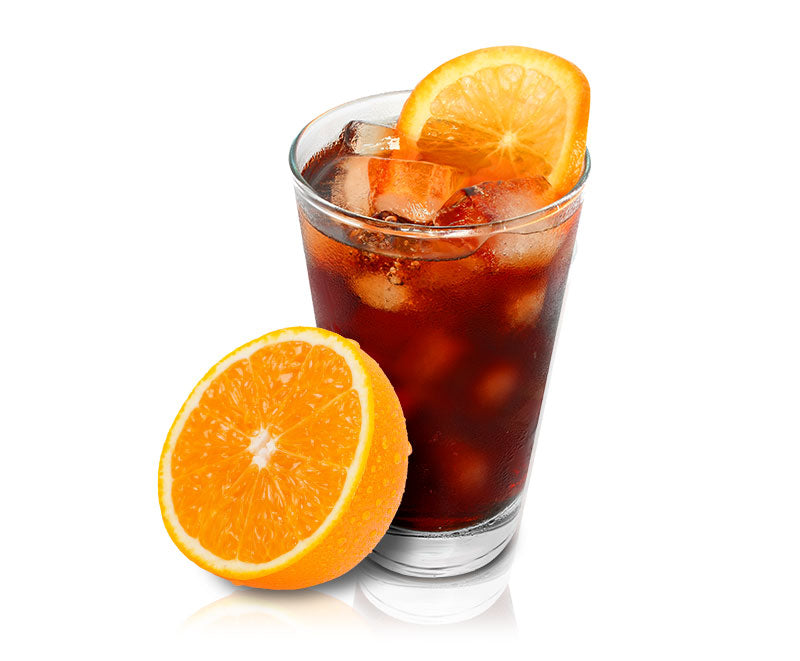 Rocka Drink | Cola meets Orange