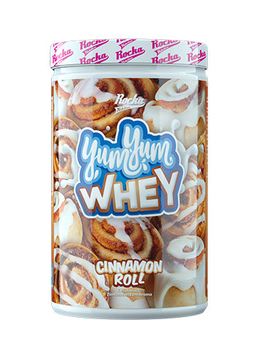 Yum Yum Whey | Cinnamon Roll