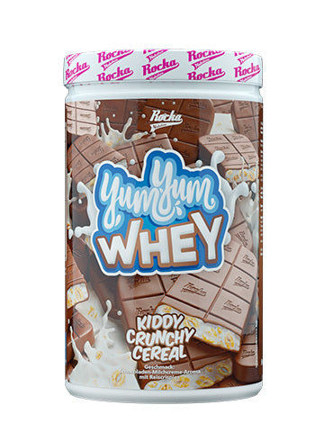 Yum Yum Whey | Kiddy Crunchy Cereal