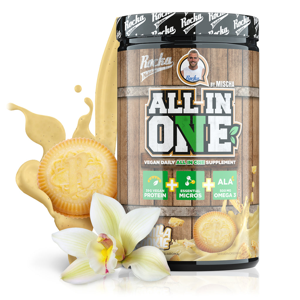 All In (V)One | Vanilla Cookie