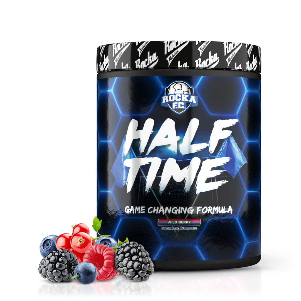 Half Time | Wild Berry