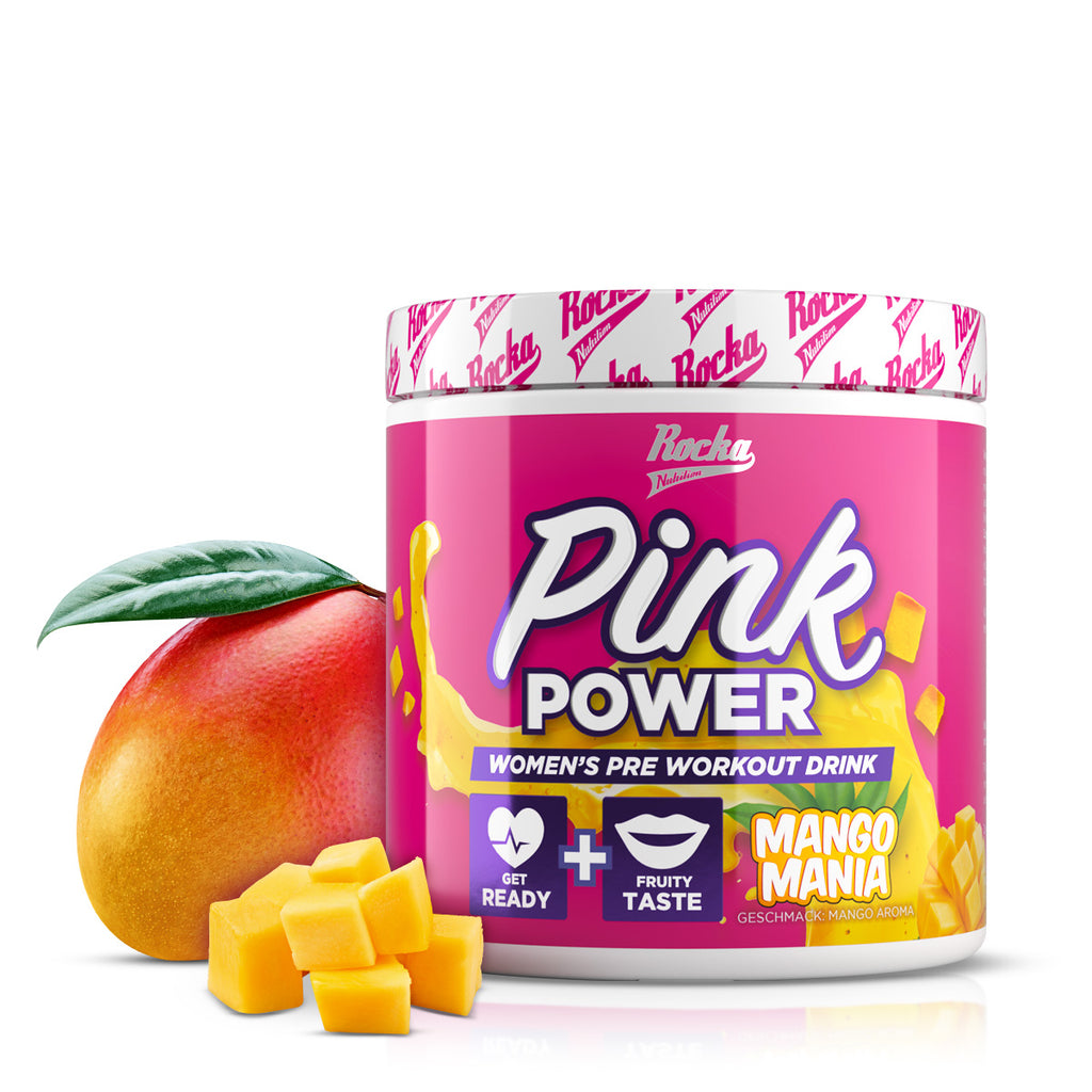 Pink Power | Mango Mania