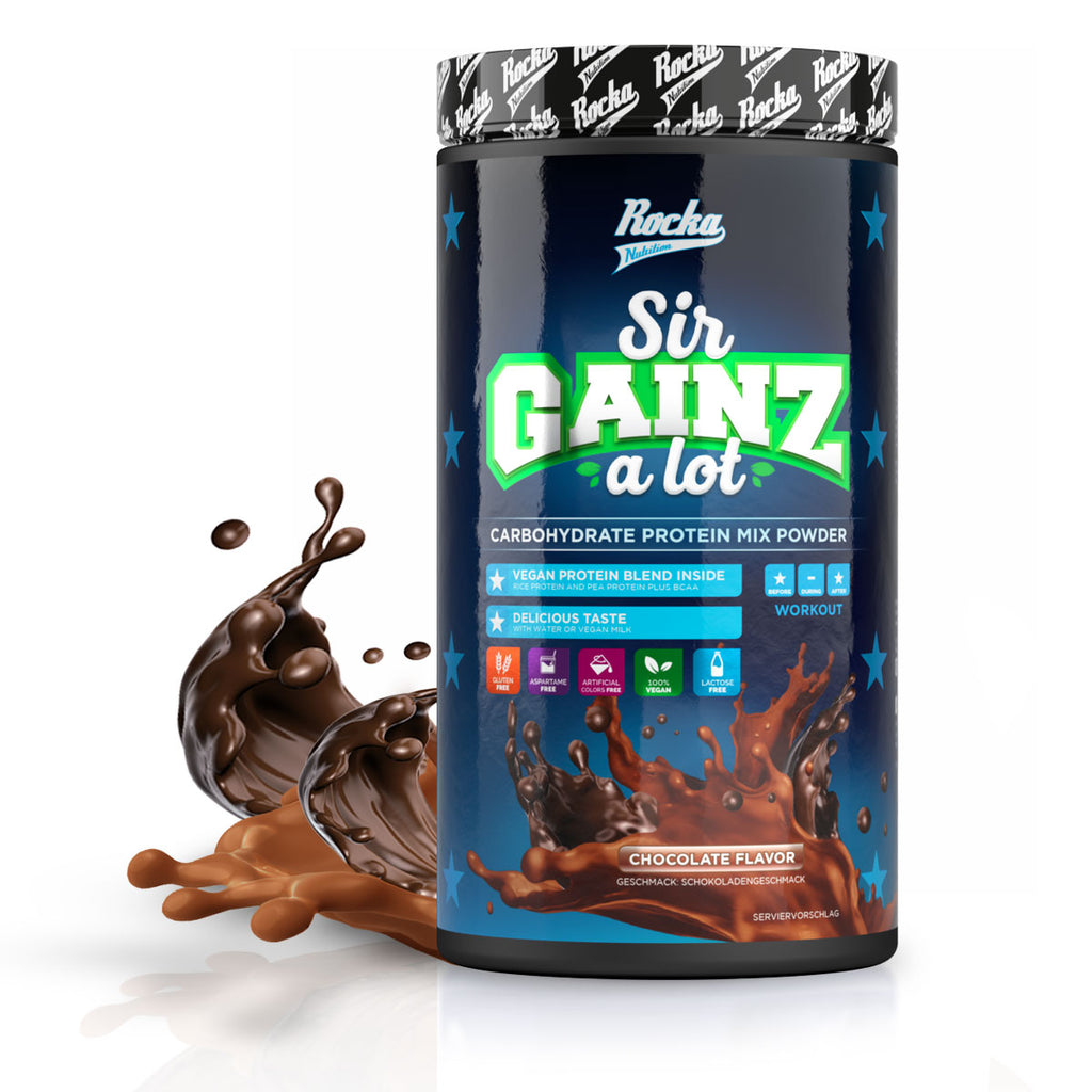 Sir Gainz A Lot | Chocolate Flavour