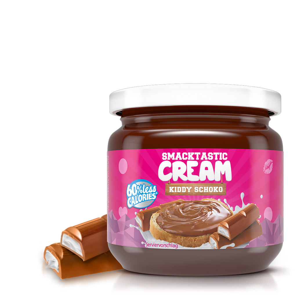 Smacktastic Cream | Kiddy Schoko