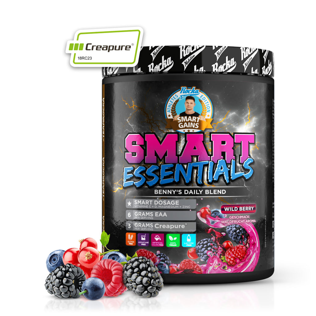 Smart Essentials | Wild Berry