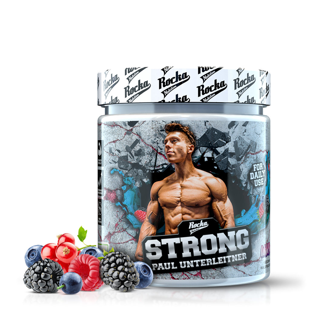 Strong | Wild Berry