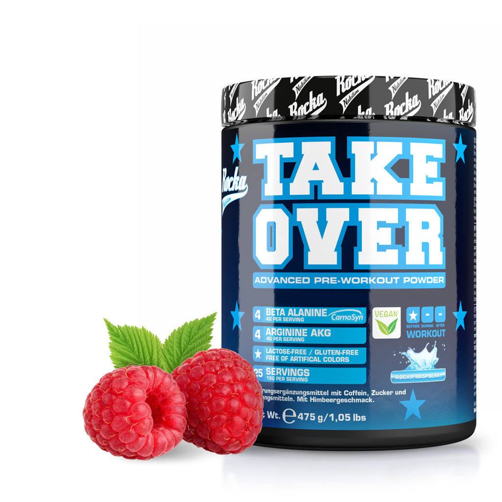 Takeover | Rocka Raspberry