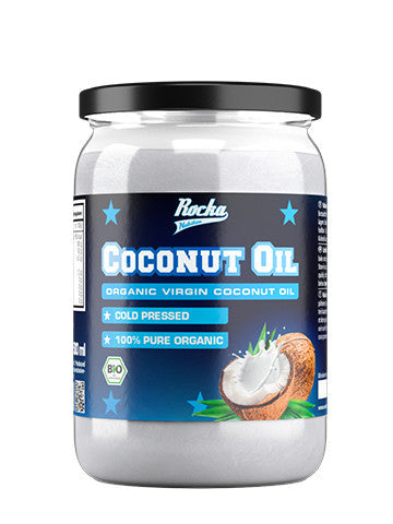Rocka Coconut Oil | Natives BIO Kokosöl