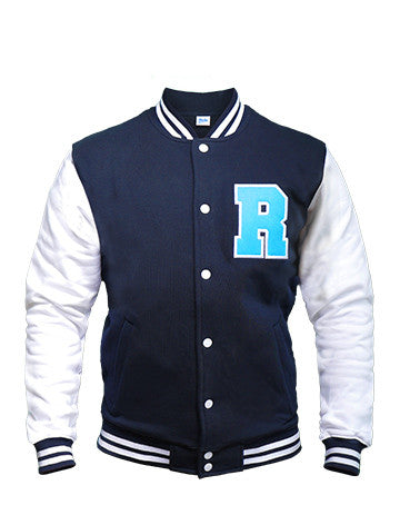 College Jacket | Blue