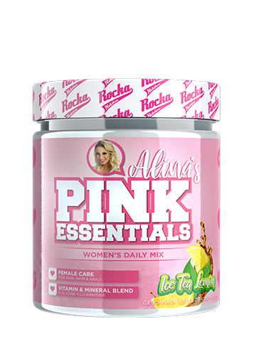 Pink Essentials Ice Tea Lemon